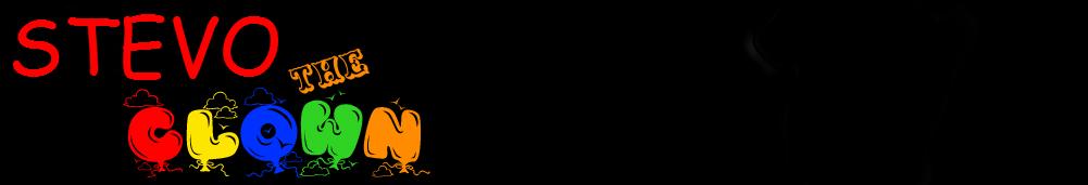 Stevo the Clown logo